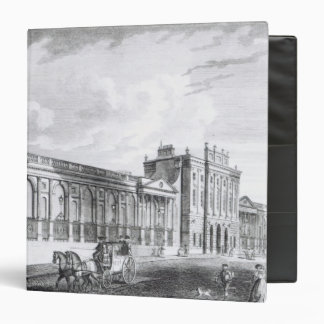 "Una vista del Banco de Inglaterra Carpeta 1 1/2"""
