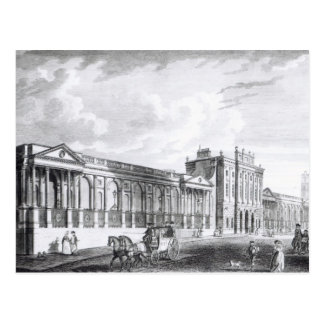 Una vista del Banco de Inglaterra Postales