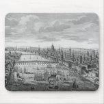 Una vista general de la ciudad de Londres Tapete De Ratón