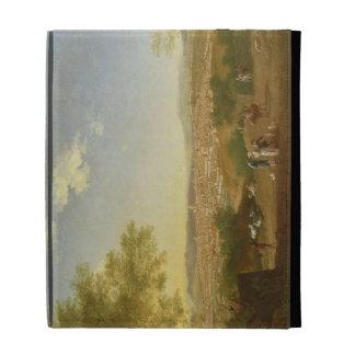 Una vista panorámica de Florencia de Bellosguardo,