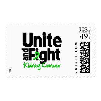 Una y luche al cáncer del riñón envio