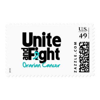 Una y luche al cáncer ovárico envio