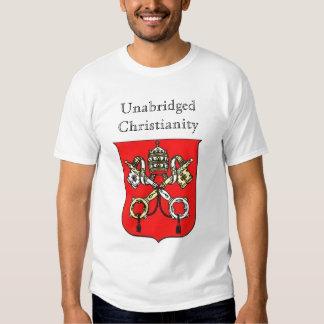 Unabridged Christianity Shirt
