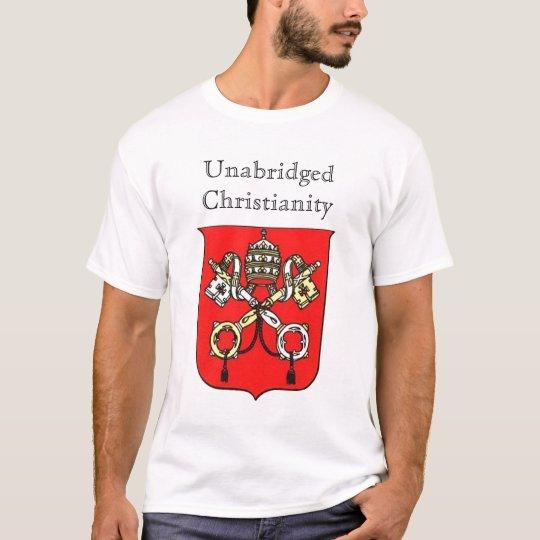 Unabridged Christianity T-Shirt