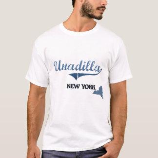 Unadilla New York City Classic T-Shirt