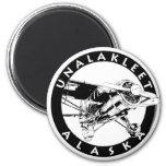 Unalakleet, Alaska Pilot Magnet