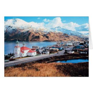 Unalaska Alaska Card