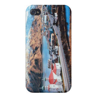Unalaska Alaska iPhone 4/4S Case