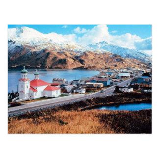 Unalaska Alaska Postales