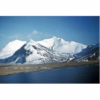 Unalaska Island, north side, Kenyon 3-3-60 Photo Cutout
