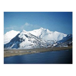 Unalaska Island, north side, Kenyon 3-3-60 Postcard