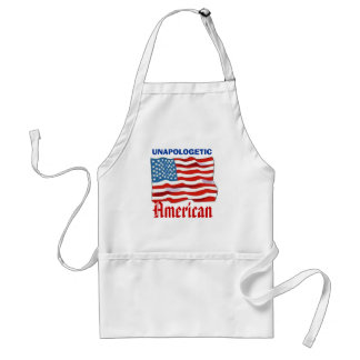 Unapologetic American Adult Apron