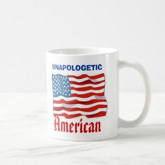 Unapologetic American Classic White Coffee Mug