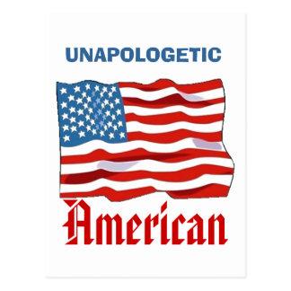 Unapologetic American Postcard