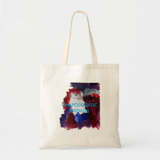 Unapologetic Bisexual II Tote Bag
