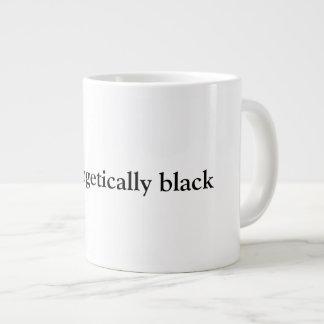 Unapologetically Black Large Coffee Mug