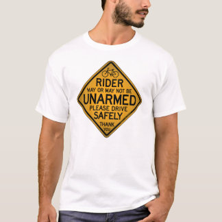 UNARMED RIDER T-Shirt