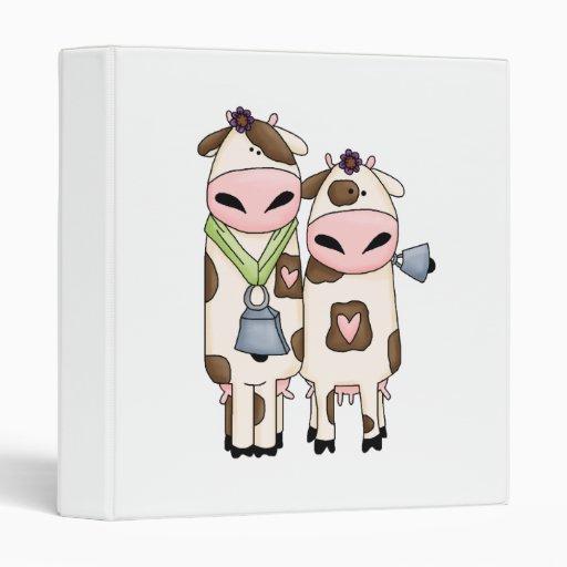 unas par de vacas lindas del MOO