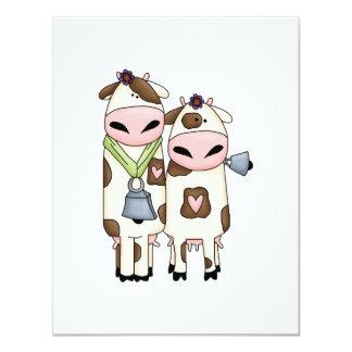 unas par de vacas lindas del MOO Comunicado Personal