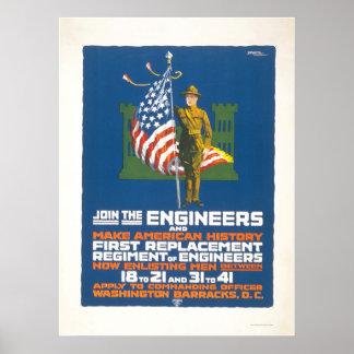 Únase a a los ingenieros poster