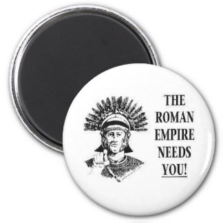 Únase a al ejército - imperio romano imán de nevera