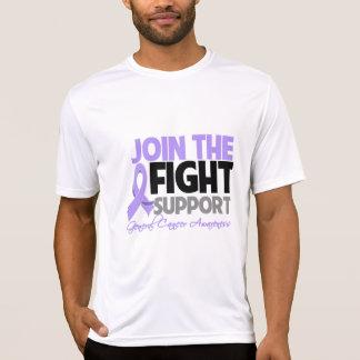 Únase a al general Cancer Awareness de la ayuda de Camisetas