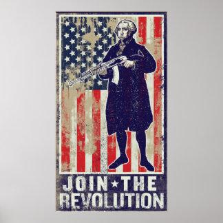 Únase a la impresión de la revolución impresiones