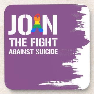 Únase a la lucha contra suicidio de LGBT Posavaso