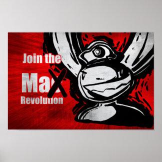 Únase a la revolución máxima póster