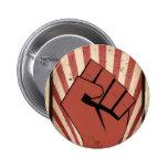 Únase a la revolución pin