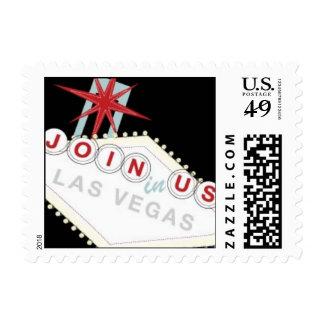 ¡Únase a nos en Las Vegas! Sellos