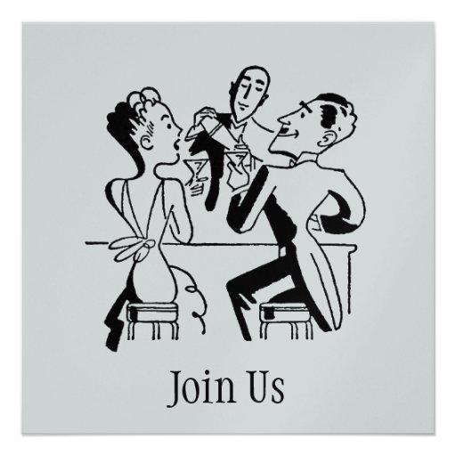 Únase a nos invitación