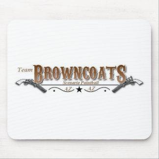 Únase al equipo Browncoats Alfombrillas De Ratones
