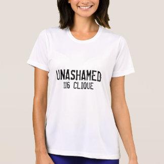 UNASHAMED116 T SHIRT