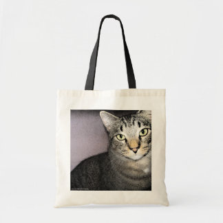 Unassuming And Unimpressed Tommy Cat Tote Bag
