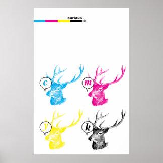 Unatural Colors Poster
