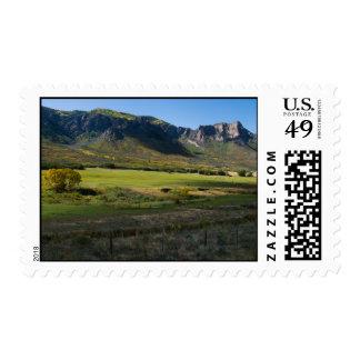 Unaweep Canyon Postage