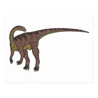 Unaysaurus Postcard
