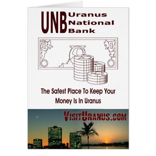 UNB CARD