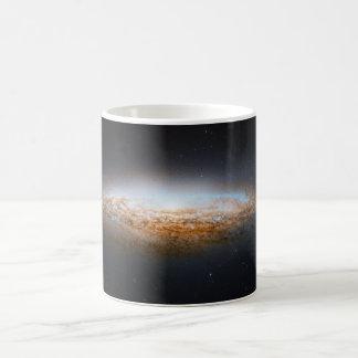 Unbarred Spiral Galaxy UFO Galaxy NGC 2683 Coffee Mug