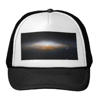 Unbarred Spiral Galaxy UFO Galaxy NGC 2683 Hats