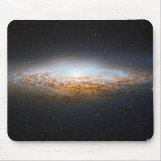 Unbarred Spiral Galaxy UFO Galaxy NGC 2683 Mousepads