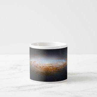 Unbarred Spiral Galaxy UFO Galaxy NGC 2683 6 Oz Ceramic Espresso Cup