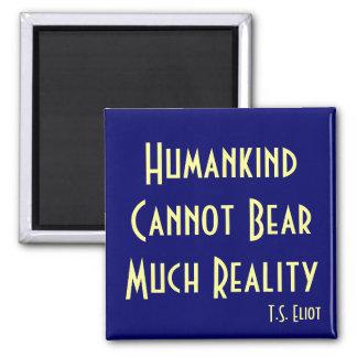 Unbearable Magnets