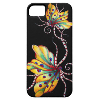 Unbelievable Butterfly Black iPhone 5 Case