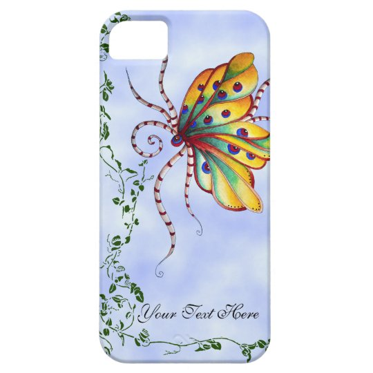 Unbelievable Butterfly Romantic iPhone 5 Case