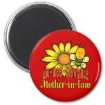 Unbelievable Mother-in-law Fridge Magnets