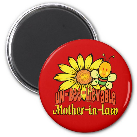 Unbelievable Mother-in-law Magnet