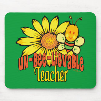 Unbelievable Teacher Mouse Pad