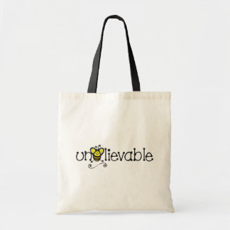 Unbelievable totebag tote bag